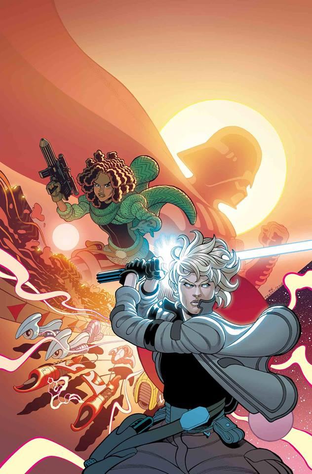 Marvel zapowiedział komiksy Star Wars na maj