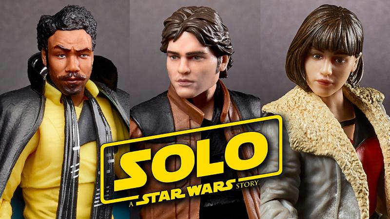 """Han Solo"" | Pierwsze zdjęcia figurek od firmy Hasbro!"