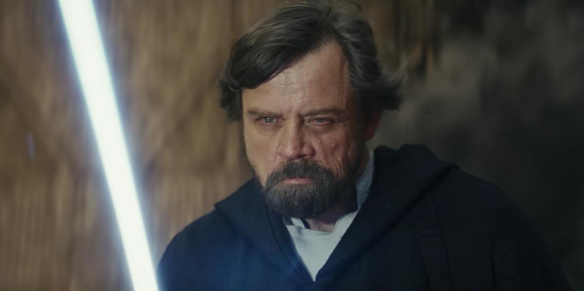Luke Skywalker śnił o swojej żonie!