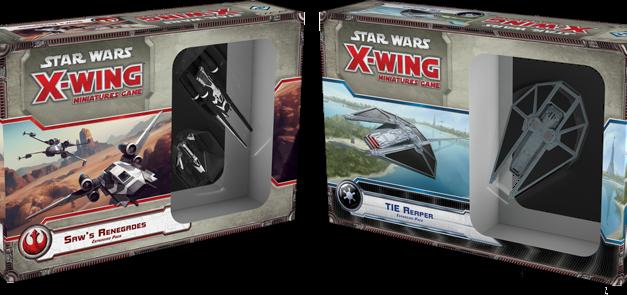 Czternasta fala statków zapowiedziana | X-wing
