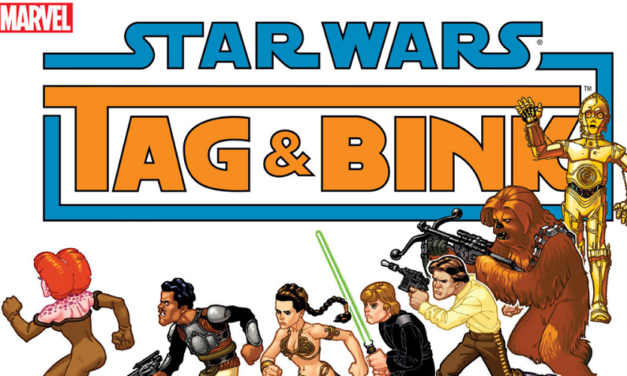 Tag & Bink were here | Recenzja komiksu