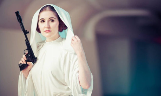 Leia Organa | Cosplay tygodnia
