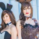 Bunny Han Solo i Chewie | Mashup cosplay