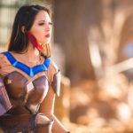 Pocahontas Fett | Mashup cosplay