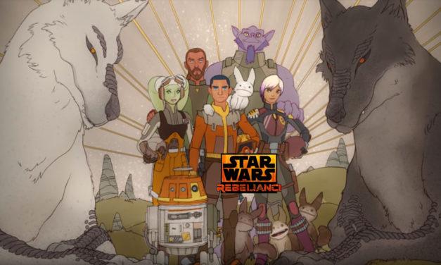 Star Wars Rebels S04E14-15 | Recenzja serialu