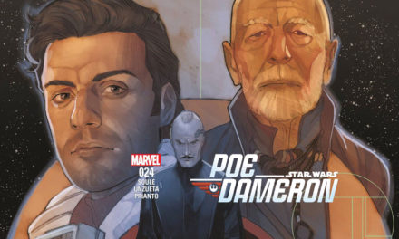 Poe Dameron 024 | Recenzja komiksu