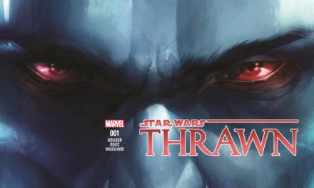Thrawn 001 | Recenzja komiksu