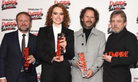 "Internauci wybrali. ""Ostatni Jedi"" triumfuje na gali EMPIRE Awards!"