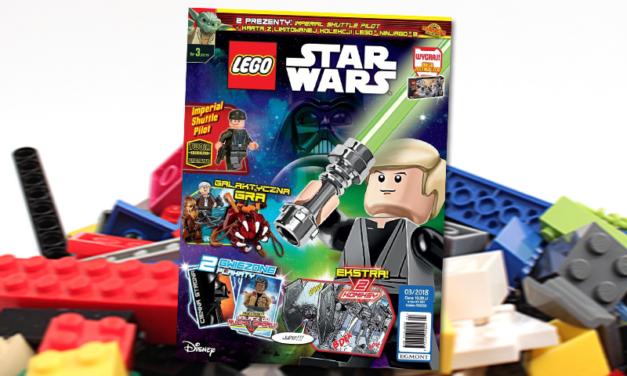Zaglądamy do magazynu LEGO Star Wars 03/2018