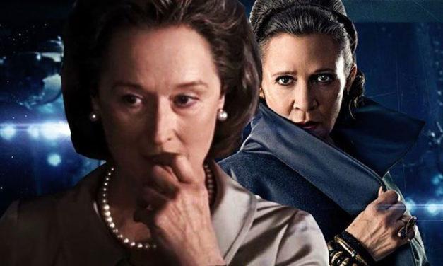 Czy to możliwe – Meryl Streep jako Leia Organa?