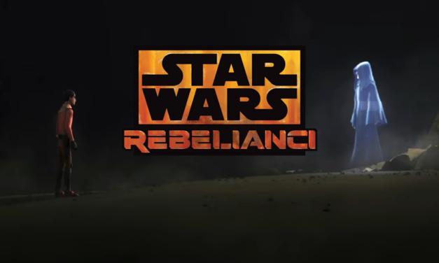 """Poznaliśmy szczegóły dotyczące zakończenia """"Rebeliantów""""!"""