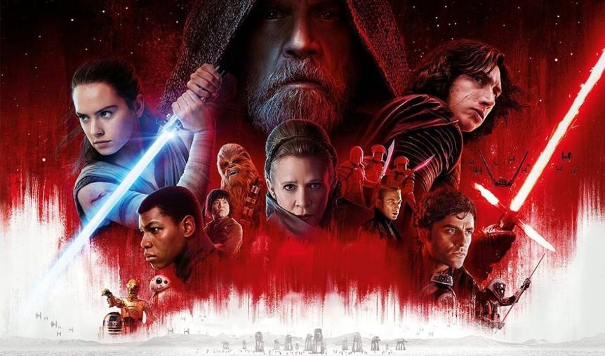 """""""Ostatni Jedi"""" na DVD, Blu-ray i Blu-ray 3D w Polsce"""