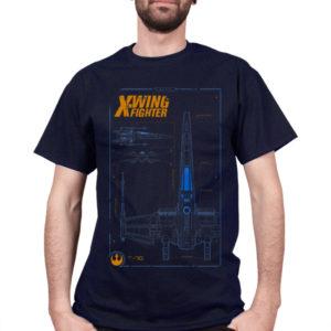 koszulki star wars x-wing