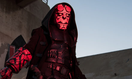 Darth Hellboy | Mashup cosplay