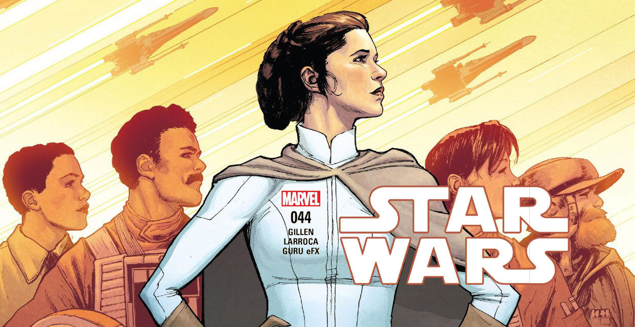 Star Wars 044 | Recenzja komiksu