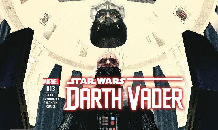 Darth Vader (2017) 013 | Recenzja komiksu