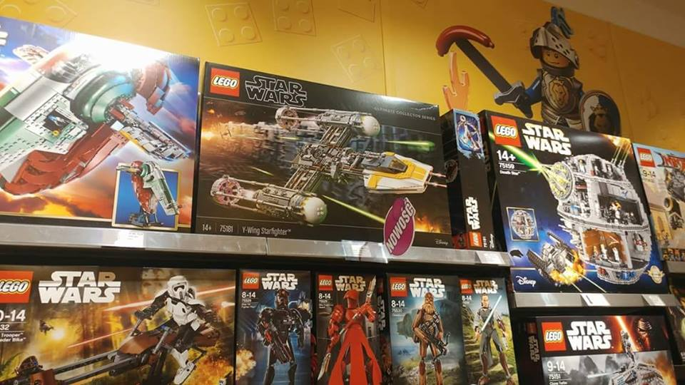 LEGO UCS Y-Wing – zestaw, który nie istnieje