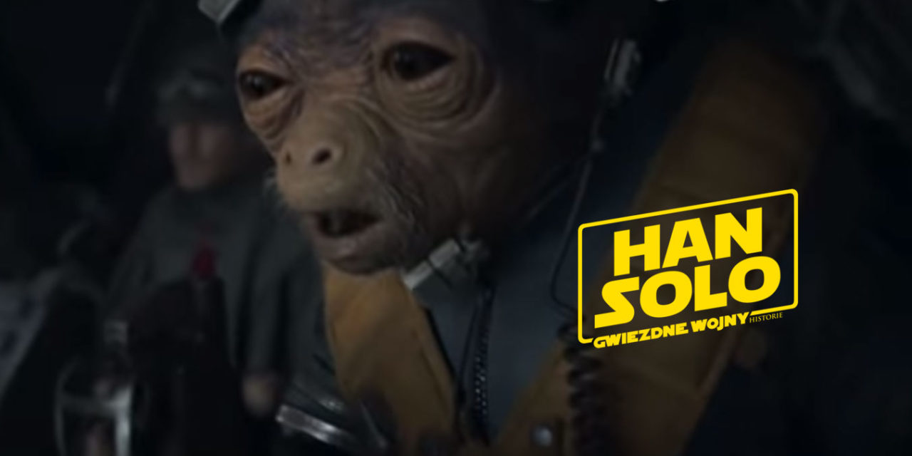 "Rio Durant w nowym spocie | ""Han Solo"""