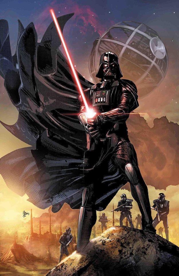Marvel zapowiedział komiksy Star Wars na lipiec