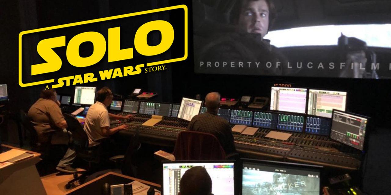 """Postprodukcja """"Hana Solo"""" na finiszu, czyli #RonHowardDonosi"""