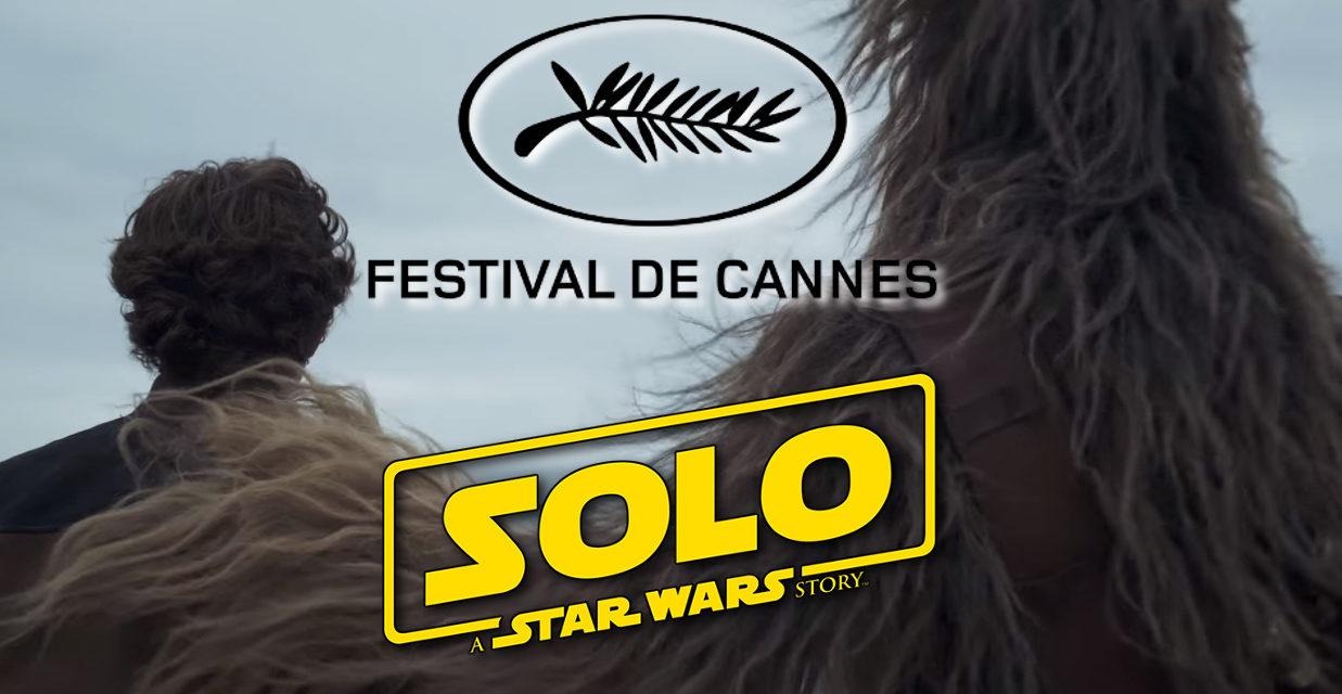 """""""Han Solo"""" zadebiutuje na Festiwalu Filmowym w Cannes!"""