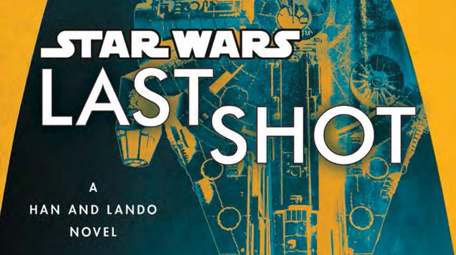 """Lando w akcji, czyli fragment powieści """"Last Shot"""""""