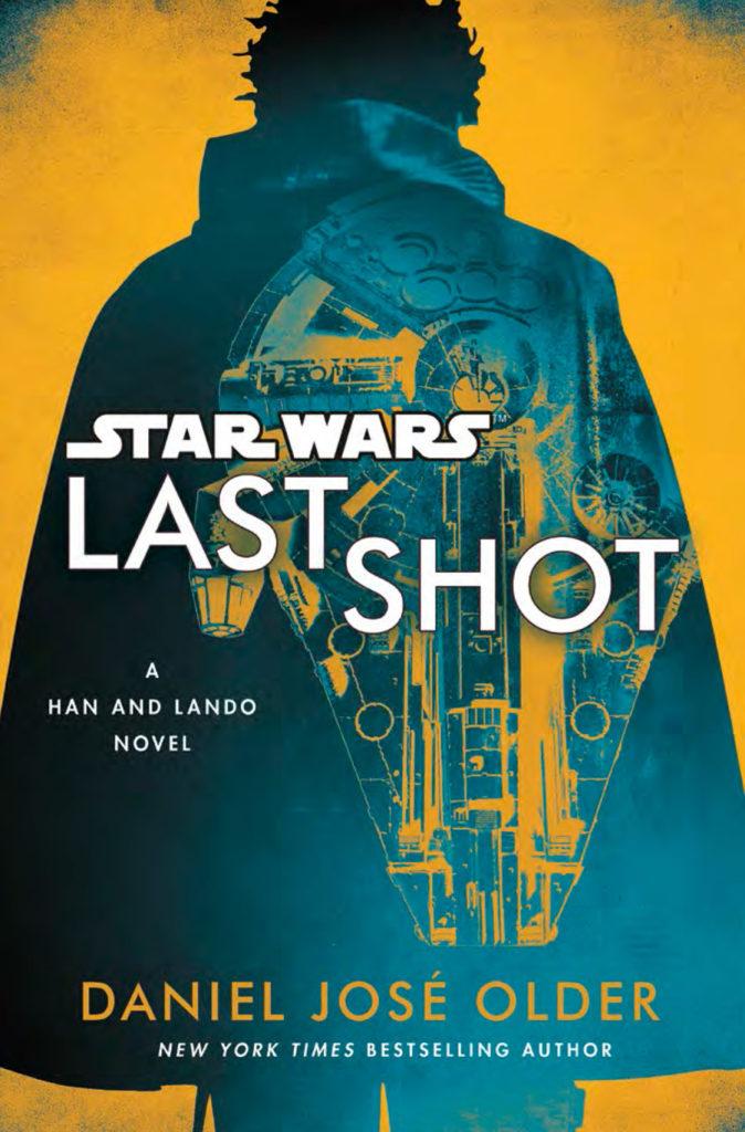 fragment powieści Last Shot
