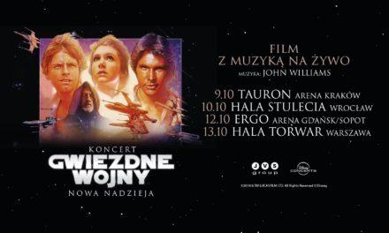 Star Wars: A New Hope in Concert w październiku w Polsce