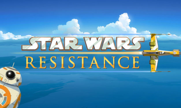 MOCny news! Star Wars Resistance – nowy serial animowany!