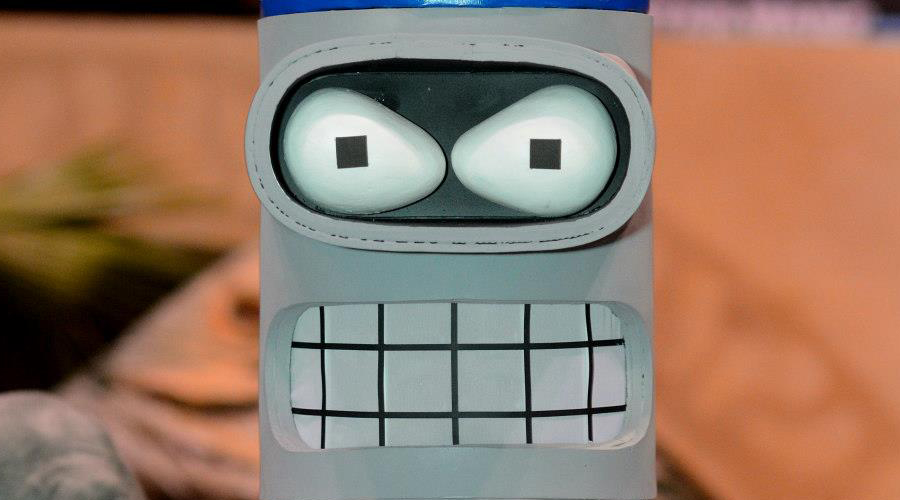 BendeR2-D2 | Mashup cosplay