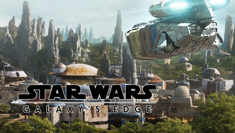 Wiemy kiedy otwarcie Star Wars Galaxy's Edge