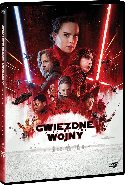 Ostatni Jedi na DVD