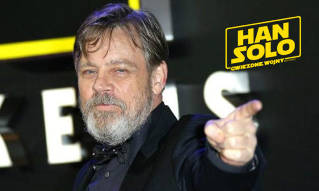 "Mark Hamill idzie na Solo | ""Han Solo"""