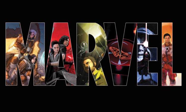 Marvel zapowiedział komiksy Star Wars na sierpień