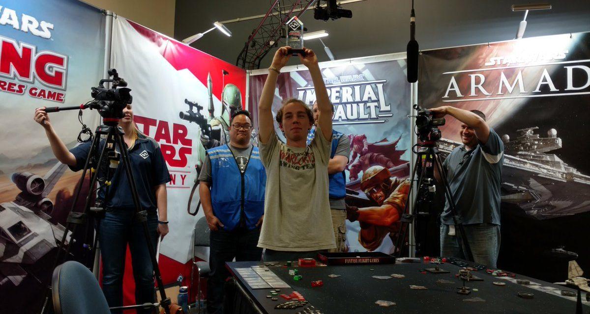 Nowy mistrz świata Star Wars: X-wing wyłoniony!