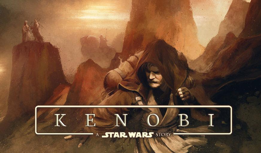 Wyciekł opis fabuły filmu o Obi-Wanie!