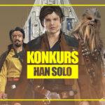 Plakaty Hana Solo | KONKURS