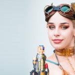 Steampunk Leia | Mashup cosplay