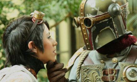 Boba Fett Steampunk | Mashup cosplay