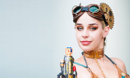 Steampunk Leia | Mashup cosplay