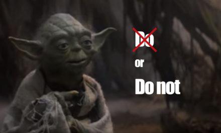 """""""Nie"""" dla Yody! 9 innych filmów w produkcji"""