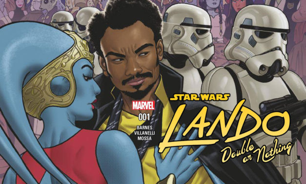 Lando – Double or Nothing 001 | Recenzja komiksu