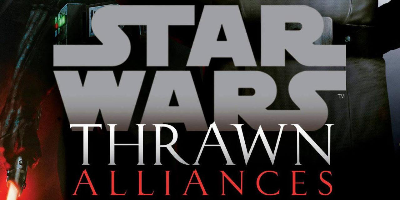 "Oficjalny opis książki | ""Thrawn: Alliances"""