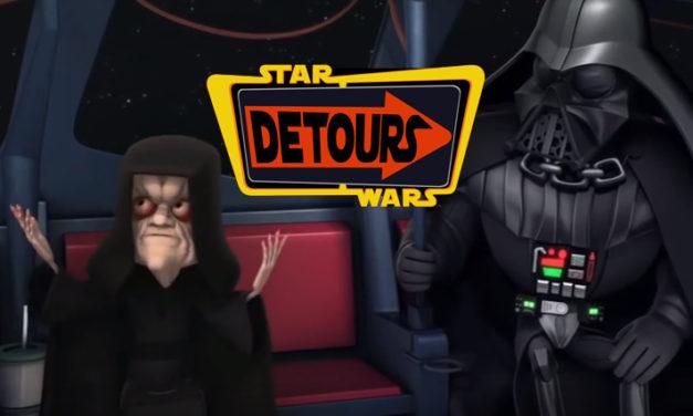 """Czy w końcu nadchodzi """"Star Wars Detours""""?"""