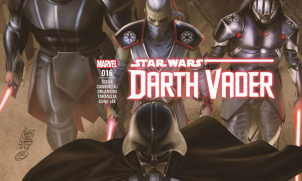 Darth Vader 016 | Recenzja komiksu