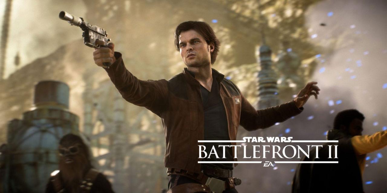 Sezon Hana Solo | Star Wars Battlefront II