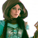 Dżasmina Fett | Mashup cosplay