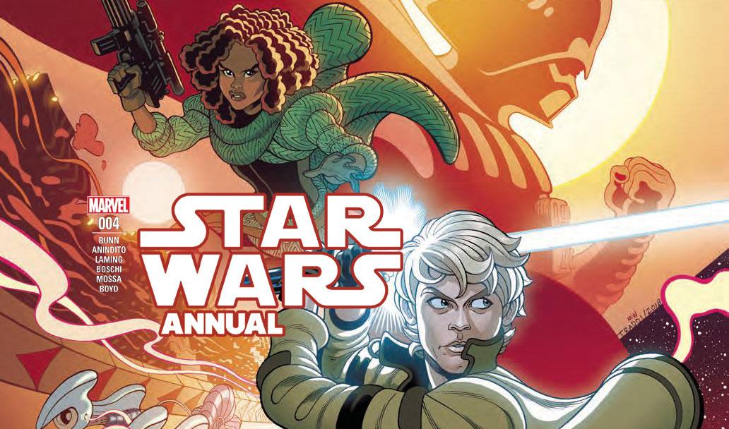 Star Wars Annual 004 | Recenzja komiksu