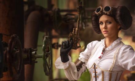 Księżniczka Leia | Mashup cosplay
