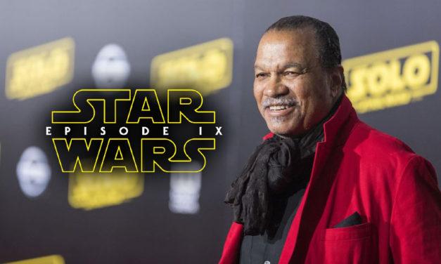 To oficjalne! Lando powraca! | Epizod IX